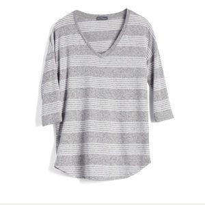 Market & Spruce striped sweater